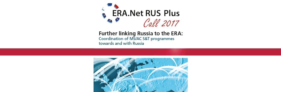 ERA.Net RUS PLUS Bilim ve Teknoloji Alanında Ortak Çağrısı Açıldı
