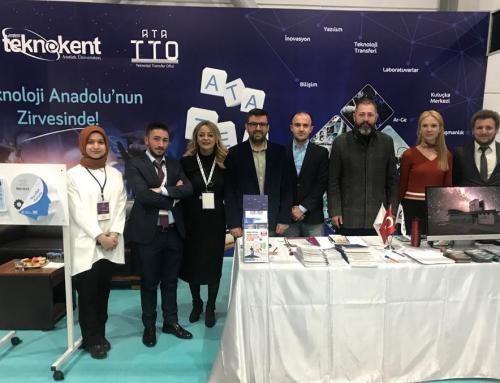 ATA Teknokent Doğu Anadolu Kariyer Fuarı'nda