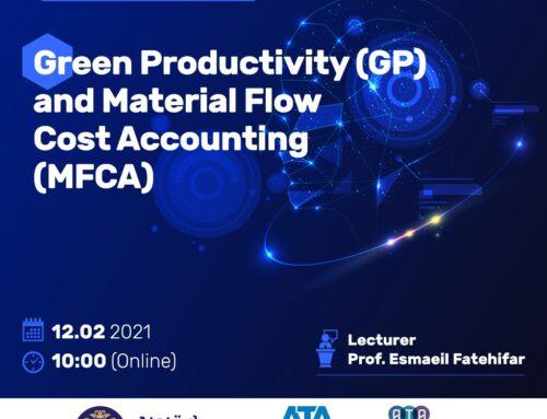 Green Productivity (GP) and Material Flow Cost Accounting (MFCA) Çalıştayı