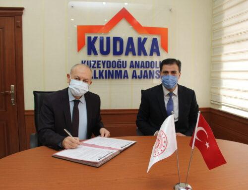 ATA Teknokent ile Kuzeydoğu Anadolu Kalkınma Ajansı (KUDAKA) Arasında Protokol Anlaşması İmzalandı