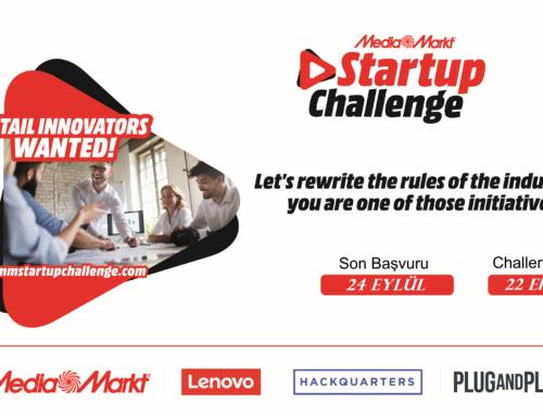 MediaMarkt Startup Challenge 2021 başvuruları açıldı!